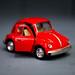 Small Red Volkswagen Model