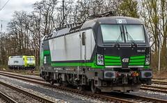 01_2019_03_16_Wanne-Eickel_Üwf_6185503_CCW_CAPTRAIN_6193_231_ELOC_TXLogistik (ruhrpott.sprinter) Tags: ruhrpott sprinter deutschland germany allmangne nrw ruhrgebiet gelsenkirchen lokomotive locomotives eisenbahn railroad rail zug train reisezug passenger güter cargo freight fret herne wanne eickel wanneeickel stellwerk üwf 6185 6193 atlu ccw captrain eloc txl txlogistik outdoor logo natur