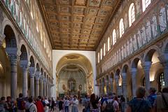Sant'Apollinare Nuovo (diocrio) Tags: italia ravena santapollinarenuovo