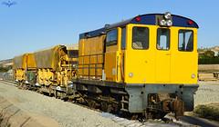 Tren de balasto (lagunadani) Tags: batignolles 1200 1203 locomotora balastero ferrocarril narrowgauge tren trenet trenetdelamarina benissa fgv