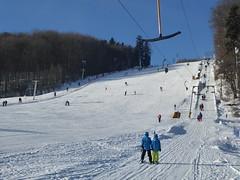 Jahodna ski resort in Kosice, Slovakia (Govisity.com) Tags: kosice jahodna lajoska chata mountain cottage forest les winter snow sunrise slovakia slovensko region