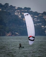 (seua_yai) Tags: northamerica california sanfrancisco thecity seuayai sanfrancisco2019 kitesurfing foil