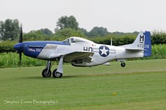 north american P51D mustang DSC_8677 (stephenturner photography) Tags: east kirby north american p51d mustang