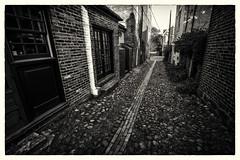 Swift Alley (Rob Shenk) Tags: alexandria apothecary oldtownalexandria alley cobblestone brick virginia