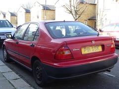 1997 Honda Civic 1.4i (Neil's classics) Tags: vehicle 1997 honda civic 14i car