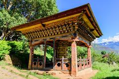 Prayer wheel (.John Wong) Tags: