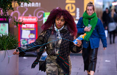 Army girl in Grote Marktstraat (zilverbat.) Tags: candid citylife denhaag peopleinthecity portrait project streetcandid streetphotography streetportrait thehague urbanlife zilverbat straatfotograaf world woman bokeh dutch dof dutchholland pin streetshot streetscene life timelife thenetherlands town travel lahaye visit grotemarktstraat innercity city image streetwise urbanvibes urban camo fashion people candidphotography gucci
