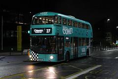 Route 27, London United, LT170, LTZ1170 (Jack Marian) Tags: route27 london united lt170 ltz1170 newbusforlondon newroutemaster nb4l chalkfarm chiswickbusinesspark buses bus