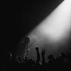 No One Is Innocent (erictrehet) Tags: carré monochrome nikon noir noiretblanc bretagne black blanc concert fx white light lumière france fullframe f28 d610 portrait illeetvilaine tamron chanteur rennes rock