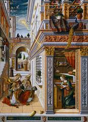 Crivelli, The Annunciation