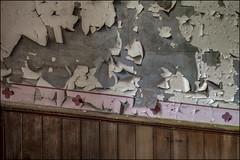 Peely paint chapel 2 (ducatidave60) Tags: fuji fujifilm fujinonxf1024mmf4 abandoned decay dereliction