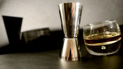 018-348 (marklockitt1) Tags: photojournal shaddow composition abstract rum shot glass