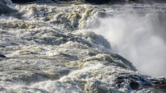 Willamette Falls (maytag97) Tags: maytag97 nikon d750 tamron 150600 150 600 waterfall water outdoor drop fall power spray turmoil river daylight sunshine mist willamette falls city oregon travel view energy scenic ecology america northwest hydro closeup nature west linn natural usa united states mountain landscape sky rock