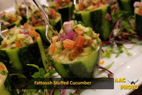 "Fattoush Cucumber Cups • <a style=""font-size:0.8em;"" href=""http://www.flickr.com/photos/159796538@N03/40034464633/"" target=""_blank"">View on Flickr</a>"