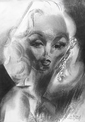 Mamie Van Doren - Tribute. 2019 by Stephen B. Whatley (Stephen B. Whatley) Tags: art expressionism mamievandoren hollywood bmovies cinema teacherspet clarkgable dorisday goldenageofhollywood highschoolconfidential untamedyouth gunsgirlsgangsters viceraid fifties sixties birthday drawing charcoal contemporaryart modernart kunst painting glamour beauty blonde blondebombshell marilynmonroe secondfeatures drivein mamie humanrights animalwelfare allure seduction seductive glamourstar star starlet lady losangeles portrait charcoaldrawing diamonds makeup eyelashes lipstick stephenbwhatley artiststephenbwhatley stephenwhatley whatley artiststephenwhatley paintings toweroflondon toweroflondonartist abigfave blueribbonwinner flickrunitedwinner bwartaward glamourgirl platinumblonde sexsymbol cultmovies cultclassics pinupgirl