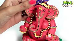 https://kidsrhymesone1.blogspot.com/2019/02/how-to-make-ganesh.html (maheshbabu96420) Tags: how make ganesh making ganpati 2017 idol home clay ganapati model art craft diety
