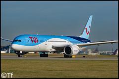 G-TUIM - Manchester Airport (Tf91) Tags: manchester manchesterairport man egcc ringway boeing 787 dreamliner aircraft gtuim tui thomson