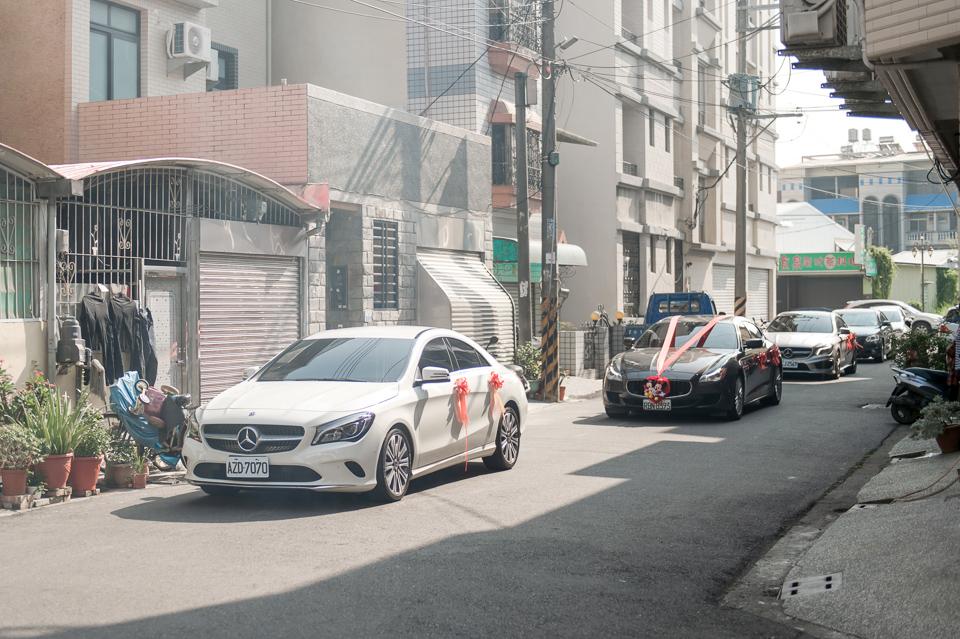 台南婚攝 東東永大館 T & W 017