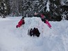 Family Day 2019-21 (Hope Mountain Centre) Tags: hopemountaincentre familiesinnature families bcfamilyday snowshoe snowcave snow snowfun manningpark outdoorlearning outdooreducation