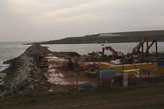 IMG_2389 (monika.carrie) Tags: monikacarrie scotland aberdeen niggbay ahep harbour development