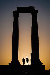 Amman Citadel (soomness) Tags: amman jordan citadel silhouette sunset sunsets sunsetporn history historic museum travel sony sonya7riii a7riii sonyalpha church byzantine ammancitadel