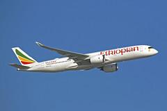 A350 900 (ET-AUC) Ethiopian (boeing-boy) Tags: mikeling boeingboy ethiopian a350 etauc
