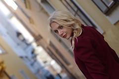 Eve ... FP7125M (attila.stefan) Tags: evelin eve stefán stefan attila aspherical autumn fall ősz 2018 pentax portrait portré k50 beauty girl győr gyor