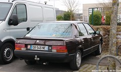 Renault 25 GTS 1987 (XBXG) Tags: da546ne renault 25 gts 1987 renault25 r25 32ème salon champenois du véhicule de collection belles champenoises belleschampenoises 2019 époque esplanade roland garros reims marne 51 grand est grandest champagne ardennes france frankrijk youngtimer old classic french car auto automobile voiture ancienne française vehicle outdoor