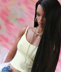 HID Iplehouse Aaliyah (Lyanne NZ) Tags: iplehouse hid aaliyah light brown