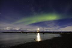 Aurora Borealis (Truebla) Tags: aurore boréale islande iceland northern light reykjavik 2019 fujifilm xt2 xf 1655