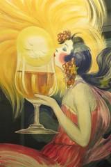 Affiche pour le cognac Martell, détail - Musée des Arts du cognac, Cognac (16) (Yvette G.) Tags: affiche cognac 16 charente poitoucharentes nouvelleaquitaine musée muséedesartsducognac