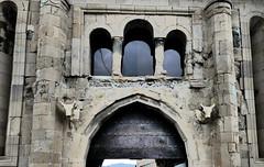 Svetitskhoveli Cathedral (LeelooDallas) Tags: asia georgia europe mtskheta svetitskhoveli cathedral architecture temple church dana iwachow dragoman silk road trip overland october 2018