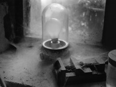 Forgotten (michel.lample) Tags: michellample atelier araignées ilford pyrocathd contax rts fp4