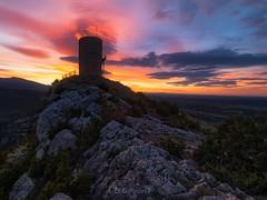 Atalaya de Santa Eulalia La Mayor (https://www.instagram.com/masjota/) Tags: amanecer alba aube dawn dämmerung morgendämmerung рассвет zoridezi 黎明 夜明け فجر unlimitedsunset sunsets