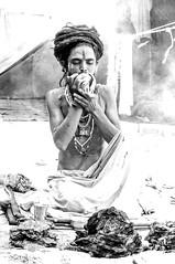 (kuuan) Tags: haridwar india kumbhmela portrait baba sadhu narendra yoga cowshit burning ceremony smoke conch shankha tapasya firetapasya mahakumbhmela mahakumbhmelaharidwar2010 vaishnavacamp 2010 kumbhmela2010 vairagicamp
