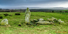 Standing stone, Knockergrana County Donegal (Salmix_ie) Tags: standing stone knockergrana culdaff county donegal ireland megalitic pagan druid worship ritual holy ground nikon nikkor d500 january 2019