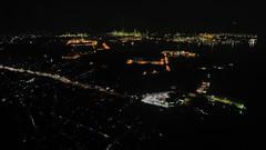 2017-11-05 by Rezky Mattara (consigliere ivan) Tags: aerial night urban bontang borneo kalimantan indonesia