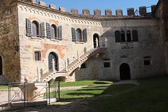 Castello di Soave - Vr (FloRiva) Tags: castello fortezza torre