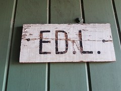 Ed's sign at Coral Castle (the queen of subtle) Tags: winter 2018 2019 miami coralcastle