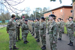 CCF Inspection 2019 (7) (Headington School, Oxford) Tags: u4 l5 u5 l6 u6 headingtonschool middleschool