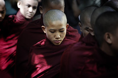 (cherco) Tags: monk monje budismo buddhism buddha boy red composition composicion canon colour meditate myanmar bagan 5d human humano hombre think holidays travel happyplanet asiafavorites