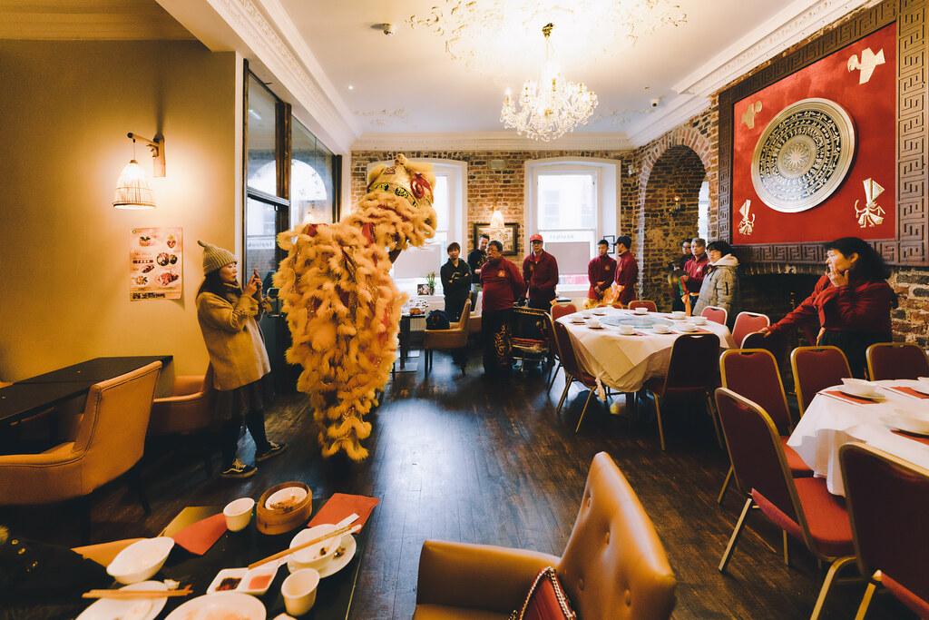 I WAS INVITED TO THE LUNAR NEW YEAR CELEBRATION AT MR. DINH ON CAPEL STREET [ THE YEAR OF THE PIG]-148728