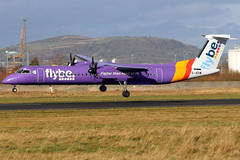 G-JEDW_10 (GH@BHD) Tags: gjedw bombardier dehavilland dhc dhc8 dhc8402q dasheight be bee flybe turboprop aircraft aviation airliner bhd egac belfastcityairport