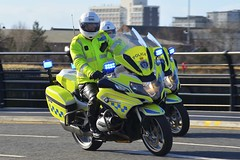 NX16 DVK & NX17 DOH (S11 AUN) Tags: cleveland police bmw r1200rt motorcycle roadspolicingunit trafficbike traffic bike roads policing rpu 999 emergency vehicle nx17doh nx16dvk