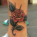 Shaun Hanna Color Tattoos