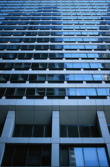Philadelphia (bior) Tags: canoneos3 ef40mmf28stm provia provia100f fujifilmprovia 35mmfilm slidefilm philadelphia pennsylvania tower officebuilding