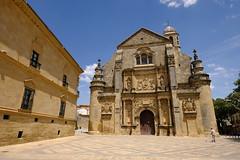 XE3F6862 - Sacra Capilla del Salvador, Ubeda, España (The Chapel of the Savior, Spain) (Enrique R G) Tags: sacracapilladelsalvador sacracapilladelsalvadordelmundo chapelofthesavior ubeda españa spain fujifilmxe3 fujixe3 fujinon1024