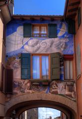 Dozza (Roberto Marinoni) Tags: dozza bologna emilairomagna case dipinti houses paintings bellitalia