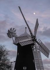 Holgate Windmill sunset February 2019 - 05