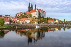 Germany - Meissen - Albrechtsburg (andrei.leontev) Tags: germany deutschland schlos schloss allemagne saxony sachsen meisen meissen castle chateau château